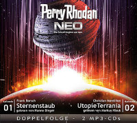 Perry Rhodan Neo MP3 Doppel-CD