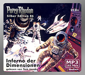 Perry Rhodan - Inferno der Dimensionen (Silber Edition 86)