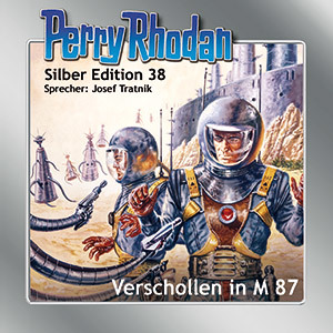 Perry Rhodan - Verschollen in M87 (Silber Edition 38)