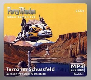 Perry Rhodan - Terra im Schussfeld (Silber Edition 123)