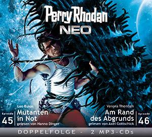 Perry Rhodan NEO - Mutanten in Not / Am Rand des Abgrunds (Folgen 45+46)