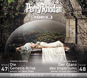 Perry Rhodan NEO - Die Genesis-Krise / Der Glanz des Imperiums (Folgen 47+48)