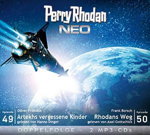 Perry Rhodan NEO - Lotsen der Sterne / Eine Handvoll Ewigkeit (Folgen 51+52)