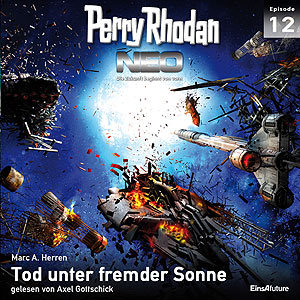 Perry Rhodan Neo Nr. 12: Tod unter fremder Sonne (Download)